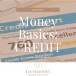Money Basics – Credit