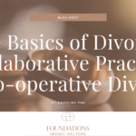 The Basics of Divorce: Collaborative Practice and Co-operative Divorce